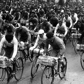 En direct de Bike for Kivu!