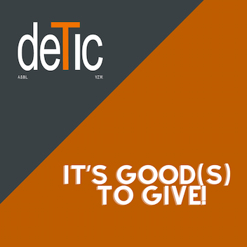 Help Goods to Give achieve its goals