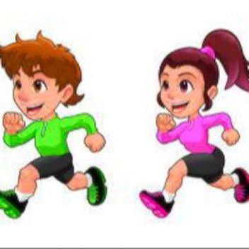 Alessia corre per GENITORI INSIEME