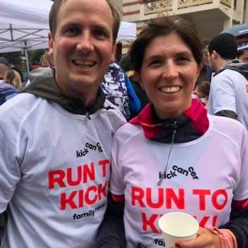 Alexia & AB will run and kick!