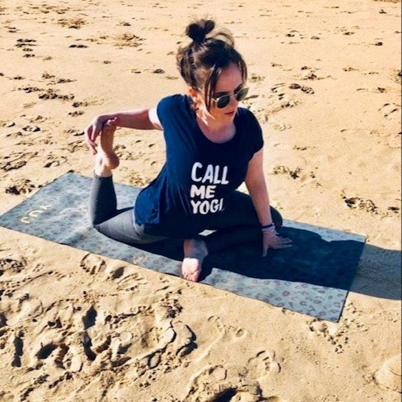 Yoga doux avec Liliane