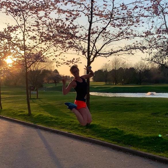 Charlotte Run for Life ❤️