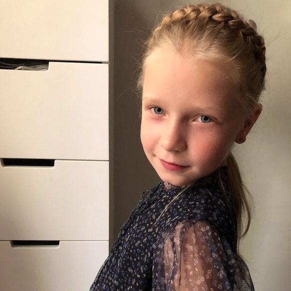 Daryna contre le cancer des enfants