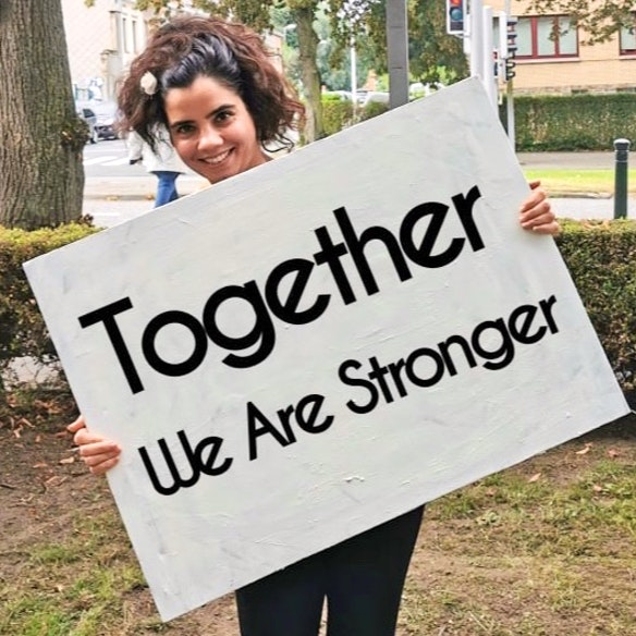 Together, We are Stonger!