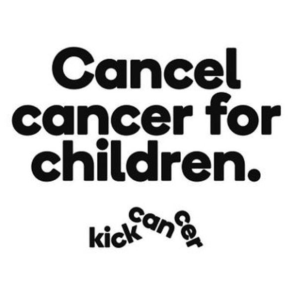 Béné running to Kick Cancer !