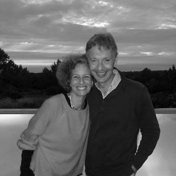 Benoit & Véronique avec Mamyvette