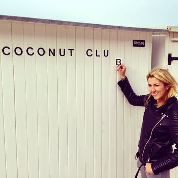 CANDICE DU COCONUT CLUB/ THE ZOUTALIST