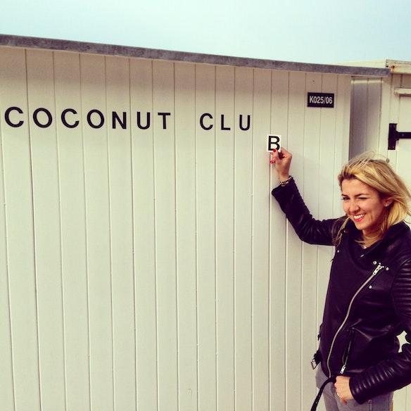 CANDICE DU COCONUT CLUB/ THE ZOUTALIST