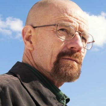 Walter White is back!