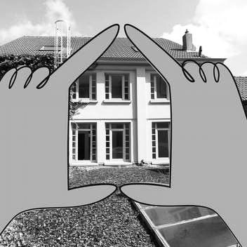 Eén huis voor één doel: mensenrechten voor iedereen!